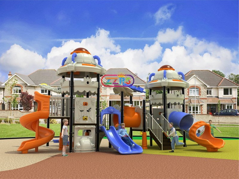 F909 <br>880*550*380cm<br> Airspace Themed Hot Kids Playground Outdoor
